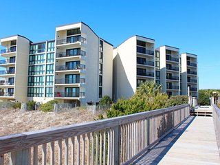 Shipyard A28 - Updated Oceanfront Condo