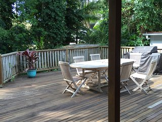 Beach Cottage, 350m from Beautiful South Golden Beach, Byron Shire