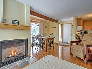 Waterville Valley Condo Near Town Square & Skiing!