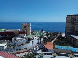 Vistas al mar en Candelaria  Las Caletillas