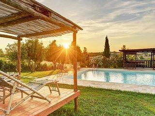 VILLA LE BELLE GIORNATE - Relax nella splendida campagna toscana