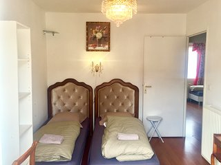 Private rooms for vacationn, short/Long duration