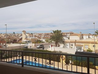 HOLIDAY RENTAL - APARTMENT CLOSE TO PLAYA FLAMENCA BEACH, ORIHUELA COSTA
