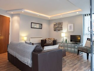 Exquisite 1BR Flat in Central Manchester