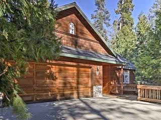 NEW! Lake Arrowhead Home w/Large Decks & Mtn Views