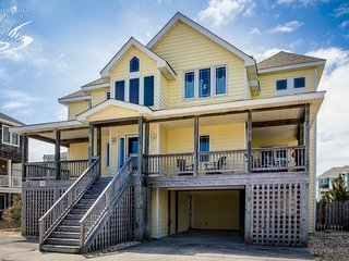 at OBX.CALM | 720 ft from the beach | Dog Friendly, Hot Tub