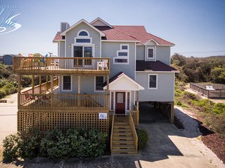 Five Lucky Ducks | 400 ft from the beach | Dog Friendly, Private Pool, Hot Tub |