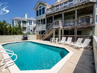 Sea Turtle | 562 ft from the beach | Dog Friendly, Private Pool