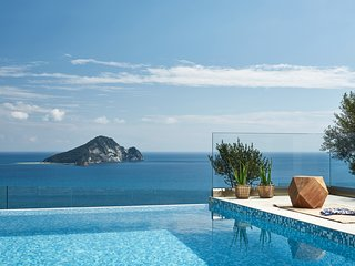 Avra Luxury Villa & Spa Limni Keri Zakynthos Greece