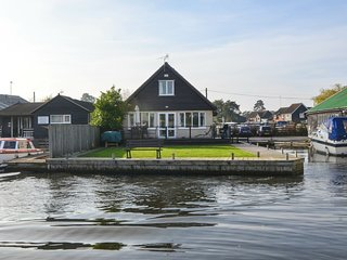 Kingfisher Lodge in Wroxham