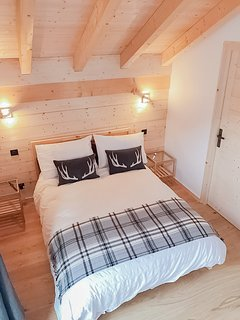 One of double bedrooms
