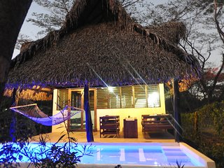 Villas Oaku/a Private Pool on the beach