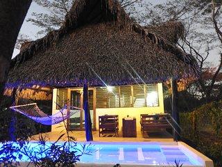 Villas Oaku/a Private Pool on the beach