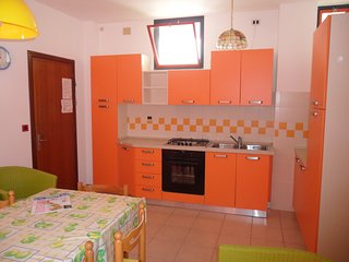 Great appartment with direct access to the beach