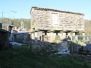 Casa de aldea en Vimianzo (A Coruña)