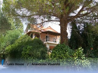 Lakis House near Laganas