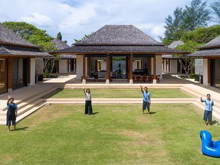 Villa Jia - an elite haven, 6BR, Natai Beach