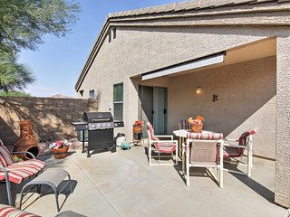 NEW! Casa Grande House w/ Yard 4 Miles From Town!