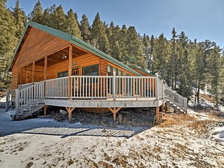 NEW! Lake San Cristobal Cabin w/Premier Mtn Views!