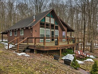 Bemus Point Cottage w/Dock & Deck Near Lake Erie!