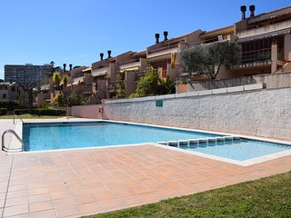 VILLA LES PUNXES 56, COMMUNAL SWIMMIG POOL, LOCATED NEAR THE BEACH