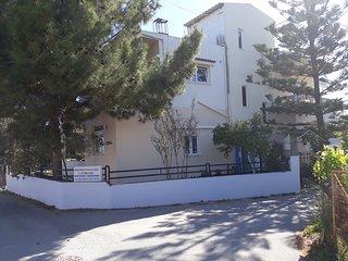 Fotini's holiday house in Kalamaki