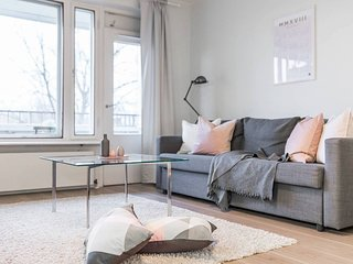 Haaga . Comfortable scandinavian apartment