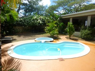180m2 for 2, with private pool & garden