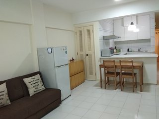 (Central Orchard) Cosy 1 Bedroom Apt for 4pax