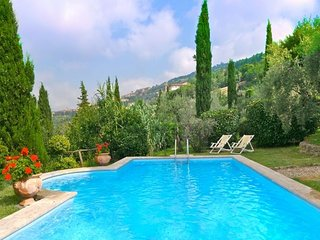 3 bedroom Villa in Cortona, Tuscany, Italy : ref 5586264