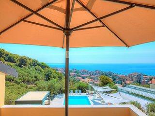 Villa Il Poggiolo - Diano Marina - Vip Panorama Apartment