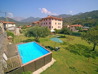 2 bedroom Villa in Vallecchia, Tuscany, Italy : ref 5586263