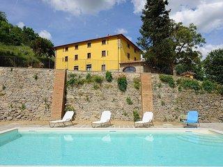 3 bedroom Apartment in Monte Santa Maria Tiberina, Umbria, Italy : ref 5586285