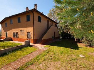 4 bedroom Apartment in Giannella, Tuscany, Italy : ref 5586262