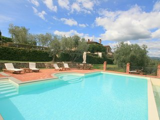 7 bedroom Villa in Monsummano Terme, Tuscany, Italy : ref 5586308