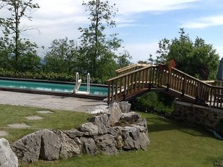 3 bedroom Villa in Pescaglia, Tuscany, Italy : ref 5586336
