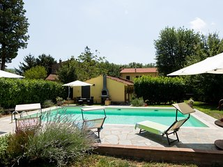 4 bedroom Villa in Colle Secco, Tuscany, Italy : ref 5630309