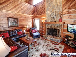 Kumbaya Log Cabin