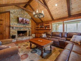 Appalachian Mountain Lodge