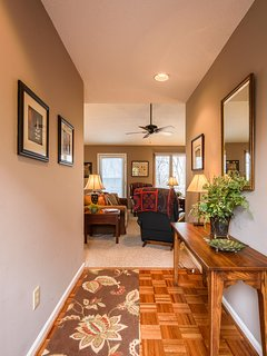 Ansley Heights Entryway