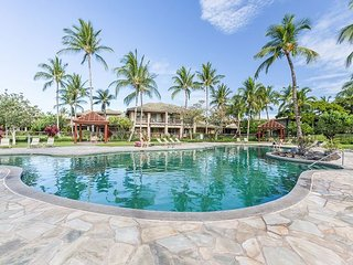 Spacious 3BR Mauna Lani w/ Lanai - Pool, Spa, Golf, Shopping & Fitness Center