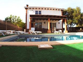 Chalet en Ciutadella (Menorca) con piscina privada y muy cerca de la playa