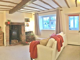 (NEW) Cute, Cosy & Convenient Country Cottage! Direct Trains To London & Oxford