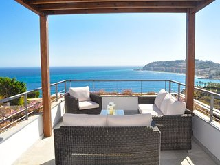 Modern Style Property with stunning sea views and private pool