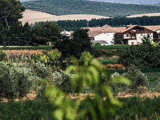 Casa rural ecológica La Choza de Trasmulas