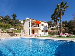 4 bedroom Villa in Les Cabanyes, Catalonia, Spain : ref 5605725