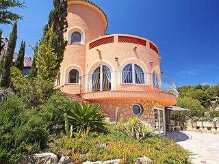 4 bedroom Villa in La Fustera, Valencia, Spain : ref 5605683
