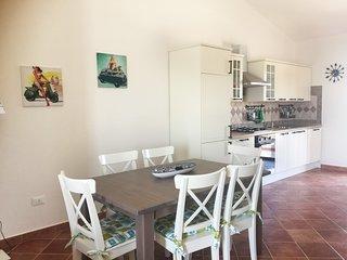 Appartamento di pregio con vista panoramica 4-6 posti