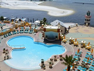 Emerald Grande 722 NEW - Outstanding Pool & Gulf View