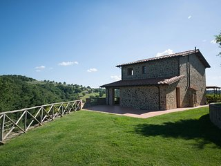 Wonderful holiday home with a view in Scansano, Tuscany